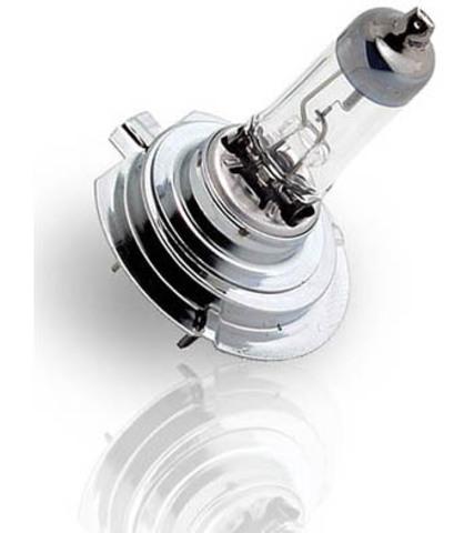Галогенные лампы Philips H7 X-treme Power + 100% (2шт.)