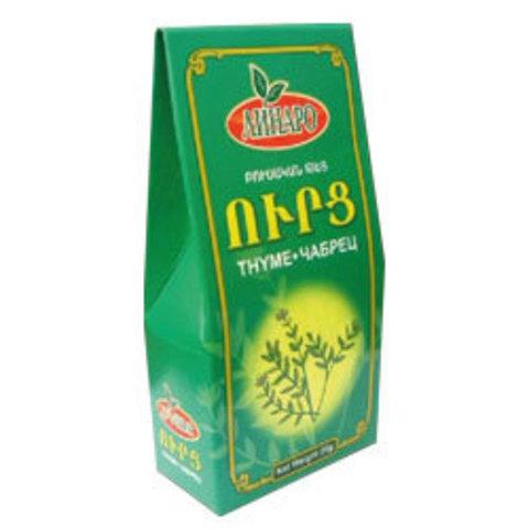 Чай травяной Чабрец заварочный Линаро, 20 гр