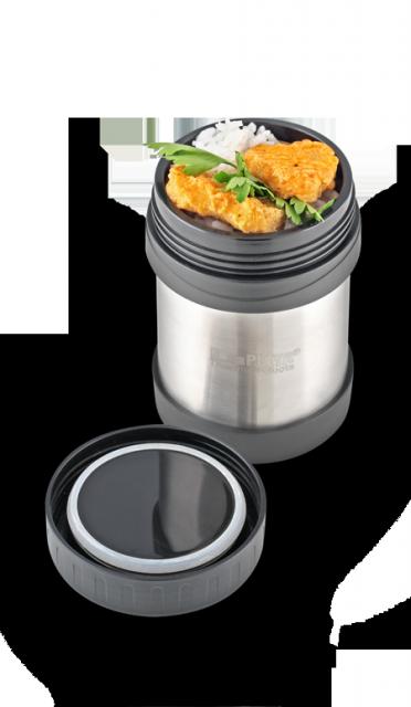 Термос для еды La Playa Food JMG (0,5 литра) стальной