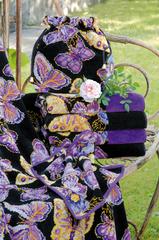 Полотенце 37x50 Feiler Mariposa 54 lila