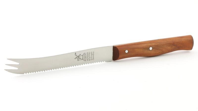 Нож для помидоров Rundspitz 111 (слива) Robert Herder Solingen