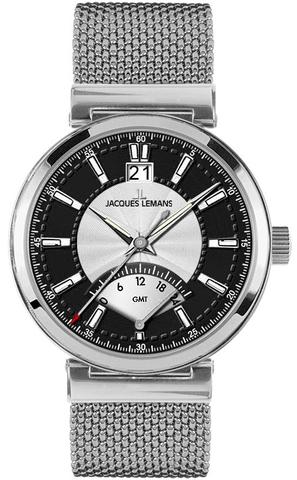 Купить Наручные часы Jacques Lemans 1-1697D по доступной цене