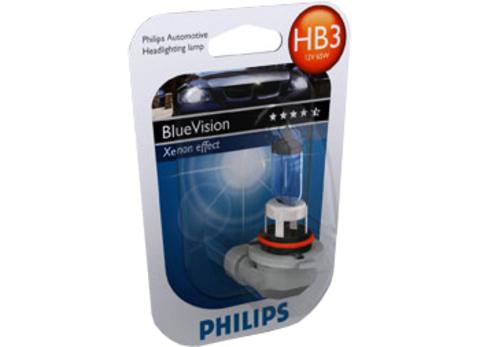 Галогенные лампы Philips HB3 Blue Vision (4000K) (1шт.)