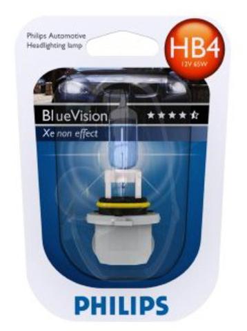 Галогенные лампы Philips HB4 Blue Vision (4000K) (1шт.)