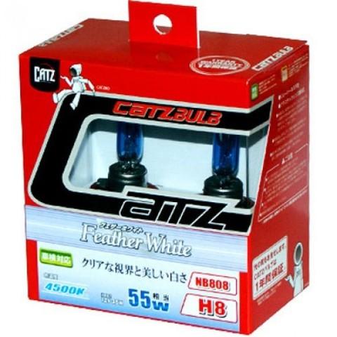 Газонаполненные лампы CATZ H8 NB808 (4500К)