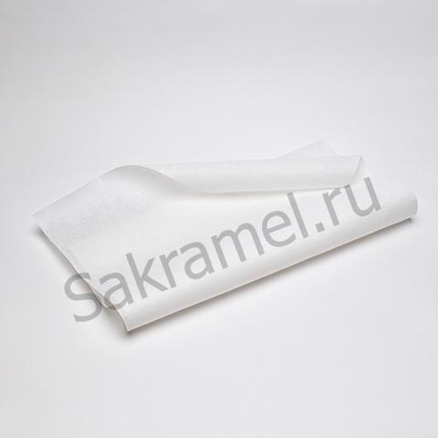 Полотенце стандарт (40 г/м²) (Спанлейс, белый, 35х70 см, 100 шт/упк, стандарт)
