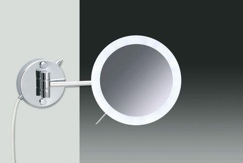 Элитное зеркало косметическое 99650/1CR 5XD от Windisch