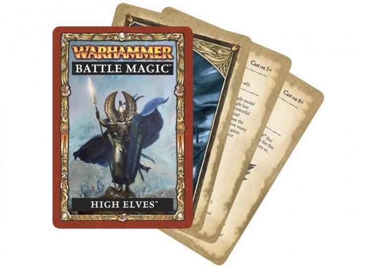 Warhammer Battle Magic: High Elves