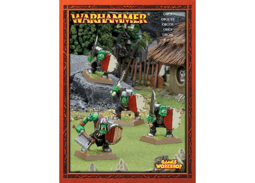 Orcs (4 модели)