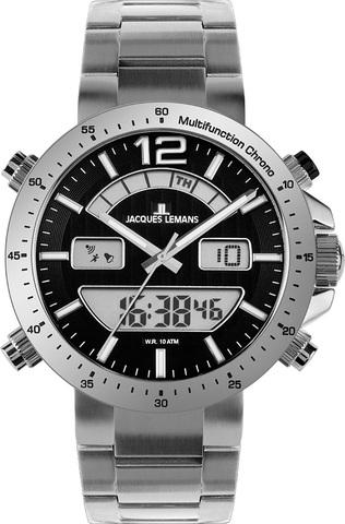 Купить Наручные часы Jacques Lemans 1-1713C по доступной цене