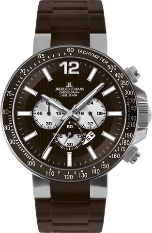 Купить Наручные часы Jacques Lemans 1-1696D по доступной цене