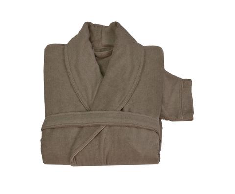 Элитный халат кашемировый Qashmare дымчатый от Hamam