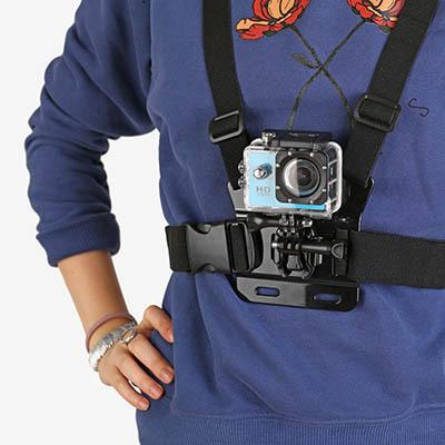 Крепление на грудь для GoPro и SJ4000