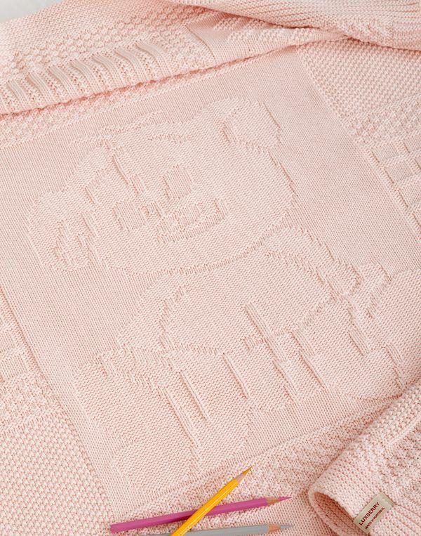 Детские пледы Плед детский 75х100 Luxberry Imperio 16 розовый elitnyy-pled-detskiy-imperio-16-rozovyy-ot-luxberry.jpg