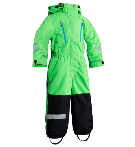 Комбинезон 8848 Altitude Dusty Neon Green горнолыжный детский
