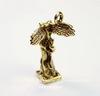 """Подвеска Quest Beads """"Ника"""" 3D (цвет-античное золото) 25х15 мм"""