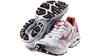 Mizuno Wave RIDER 14 Кроссовки для бега женские white-red