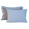 Постельное белье 2 спальное евро Casual Avenue Hampton дым-голубое