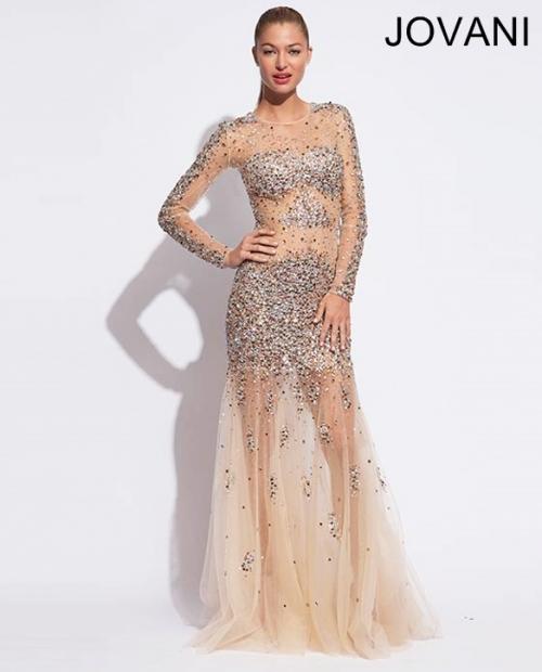 Фото платья с камнями и