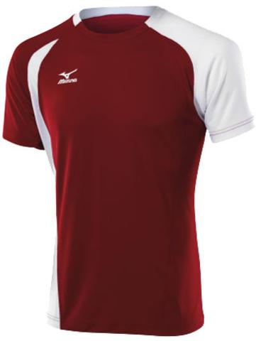 Футболка Mizuno Trade Top 351 Red волейбольная распродажа