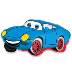 Веселый гонщик (синий), F 32