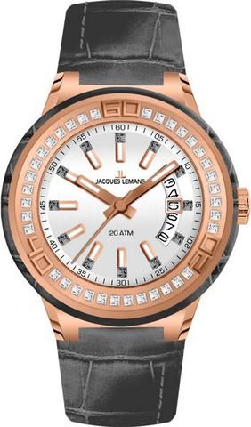 Купить Наручные часы Jacques Lemans 1-1776D по доступной цене