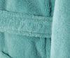 Элитный халат махровый Hanim&Sultan бирюзовый от Hamam