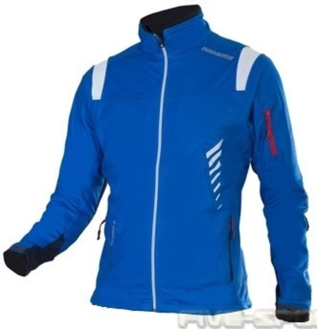 Лыжная куртка Noname Flow in motion (синий)