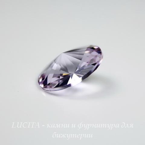 1122 Rivoli Ювелирные стразы Сваровски Violet (14 мм) (без фольги) ()