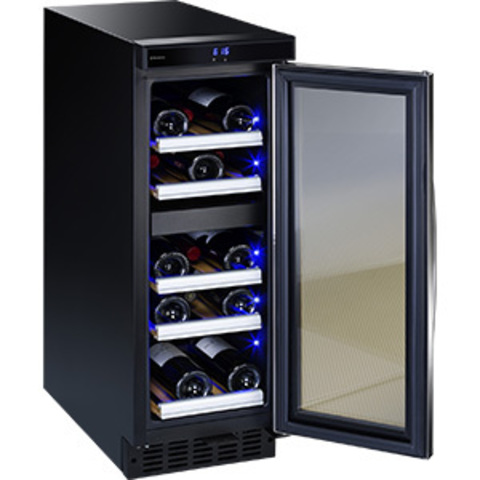 Винный шкаф Dometic D15 (две температурные зоны)