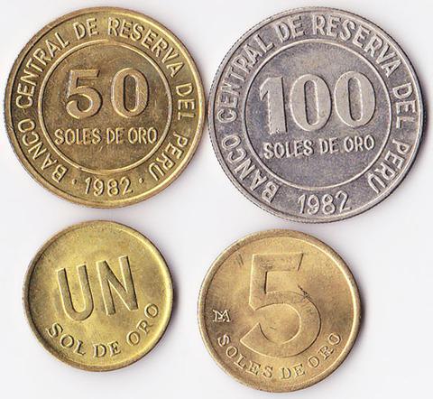 Перу набор