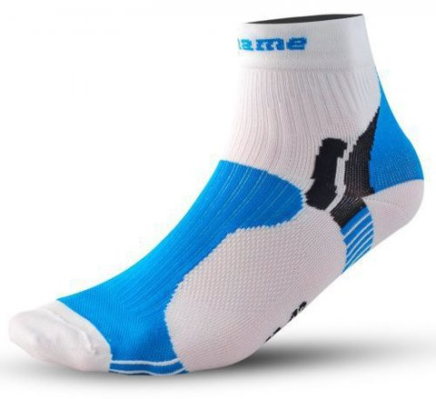 Элитные Носки Noname Multi 13, white/blue
