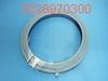 Манжета люка (уплотнитель двери) для стиральной машины Beko (Беко) - 2828970300, 2828970200, 2828970100