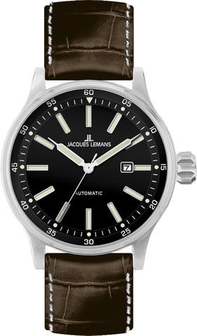 Купить Наручные часы Jacques Lemans 1-1723B по доступной цене