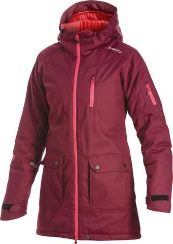 Куртка-парка Craft Parker женская Pink