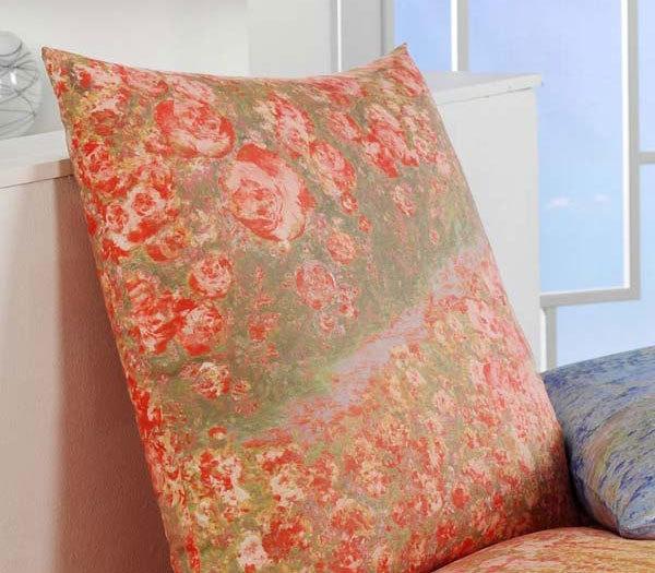 Элитная наволочка Vilette розовая от Elegante