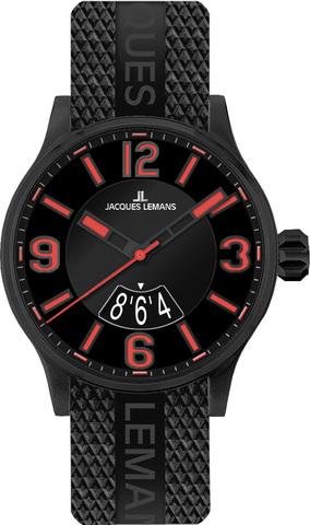 Купить Наручные часы Jacques Lemans 1-1729F по доступной цене