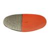 Блюдо декоративное Copperfield оранжевое от Sporvil