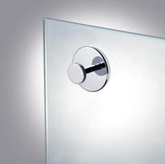 Крючок на присоске Windisch 85050CR