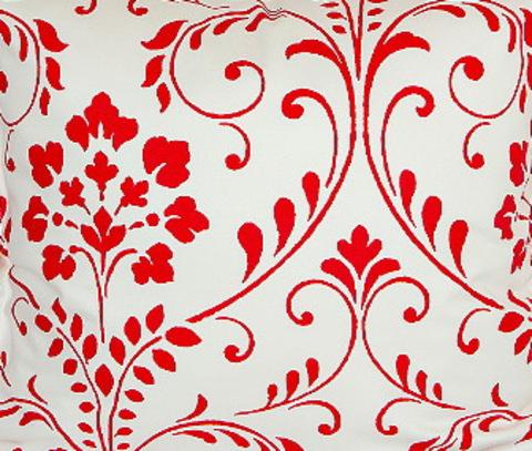 Дорожка на стол Proflax Caleta 50х160 красная