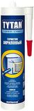 Акриловый герметик Tytan Euro-Line белый 290мл (12шт/кор)