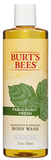 Гель для душа с розмарином и перечной мятой, Burt's Bees
