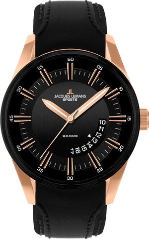 Купить Наручные часы Jacques Lemans 1-1637F по доступной цене