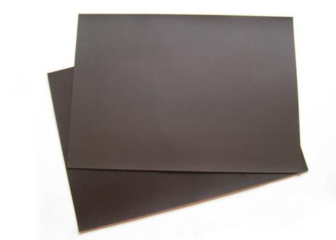 Магнитный лист без клея толщиной 0.5 мм размер А4