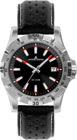Купить Наручные часы Jacques Lemans 1-1790A по доступной цене