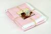Элитный плед детский Imperio 149 розовый от Luxberry