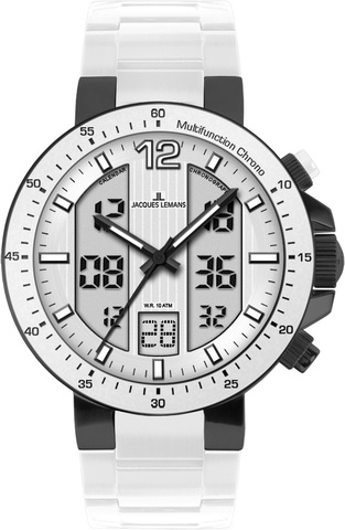 Купить Наручные часы Jacques Lemans 1-1726G по доступной цене