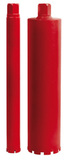 """Алмазная коронка MESSER SP D142-450-1¼"""" для сверления с подачей воды"""