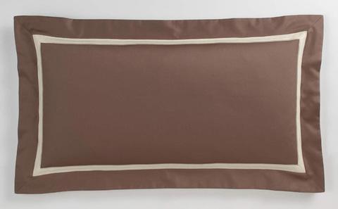 Элитная наволочка Studio Line коричневая от Elegante