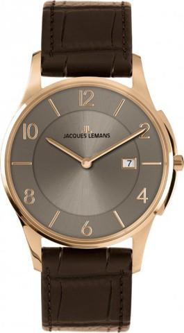 Купить Наручные часы Jacques Lemans 1-1777Y по доступной цене